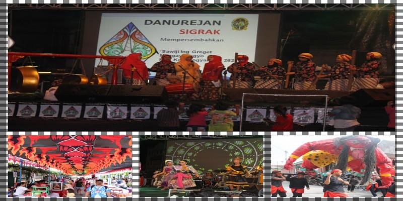 Kecamatan Danurejan Adakan Bazar UMKM, Pawai Budaya, dan Pentas Seni pada 27 Oktober 2018