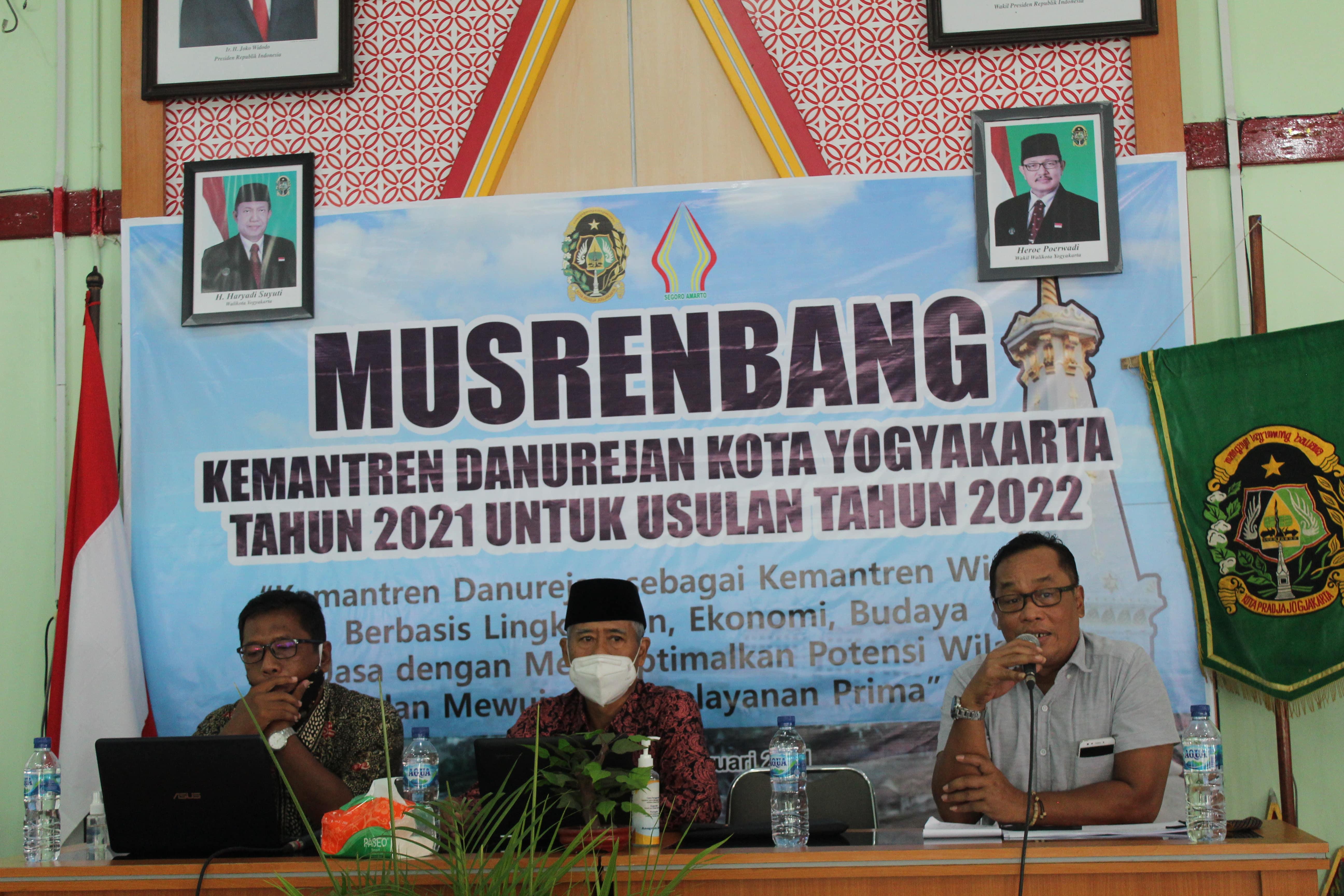 narasumber musrenbang 2021 usulan 2022